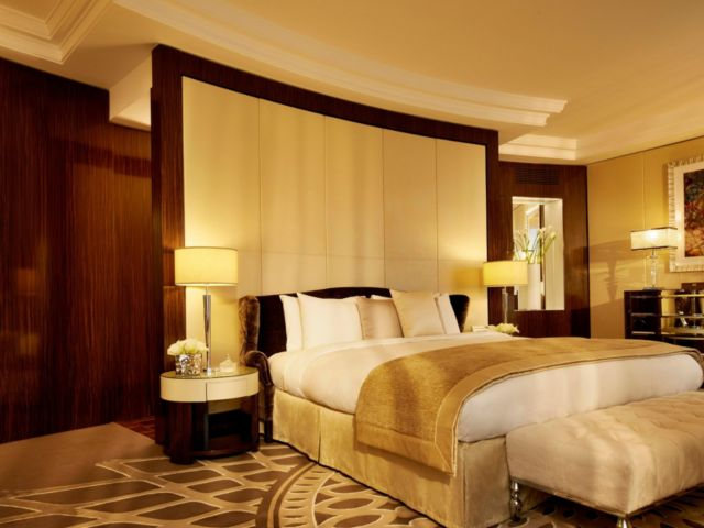 leather upholstery - Intercontinental Moscow